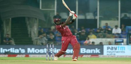 west indies set target 208 to india