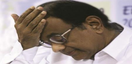 Chidambaram is stuck! CBI to hold on!  congress shock