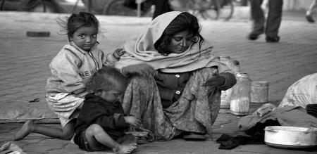 Humans are most affected by hungry