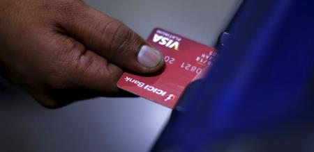 icici bank launch card less cash withdrawal facilities