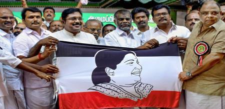 dhinakaran may be ignore jeyalalitha mgr photo