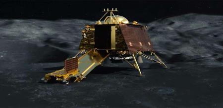 madurai siva subramaniyan identify the vikiram lander