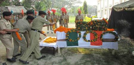 india west bengal border security force speech about indian army man died