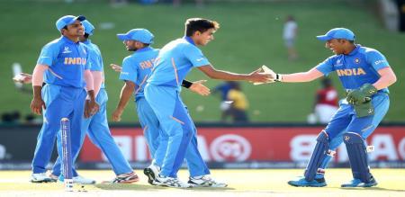 india U19 top level performance against Japan U19