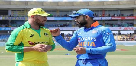 ind vs aus match aus 287 target for india