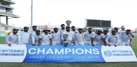 12 batsmen batted in first time of test cricket west indies second innings