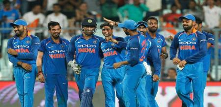 indian team squad for world cup 2019