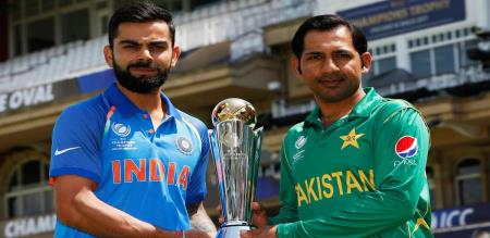 india against pakistan match must need win pak.  former pakistani player has said.