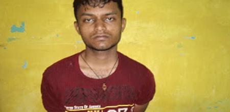 in karnadaga son killed her dad due to not payment internet