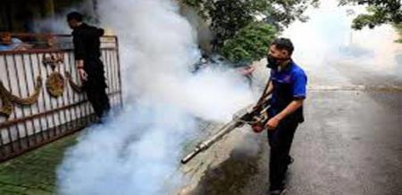 in Indonesia people affect dengue fever and 133 people died