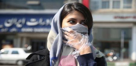 Iran and Spain corona virus death quantity