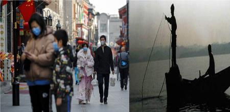 in Iran tamil fishermen request govt to rescue form iran for corona virus