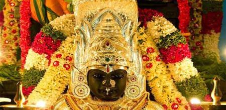 Virudhunagar Irukkankudi Mariyamman temple jewels theft