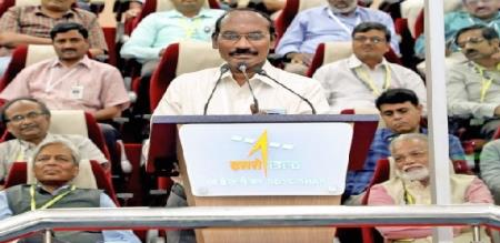 Leading Press Reporter lashes out press meet with ISRO Scientist