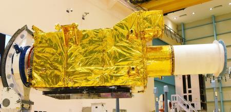 isro launch GSLVF10 march 5