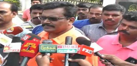 thanga tamilselvan says about admk