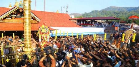 iyyappan temple opening date