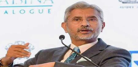 external affair minister speech about Pakistan 70 year plan destroy
