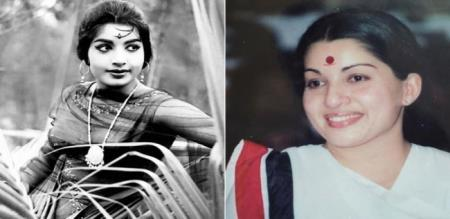 famous actress not accept to act as jeyalalitha