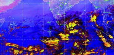 monsoon advances in kerala