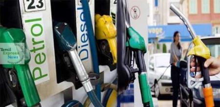 jun 25 petrol rate