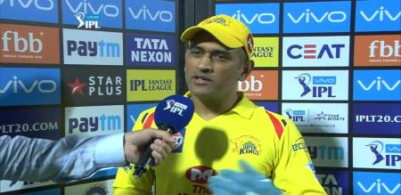 ms dhoni says yesterday match