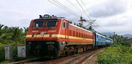 32 rail service canceled for chennai