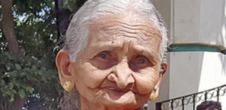 90 age women nominate for localbody election