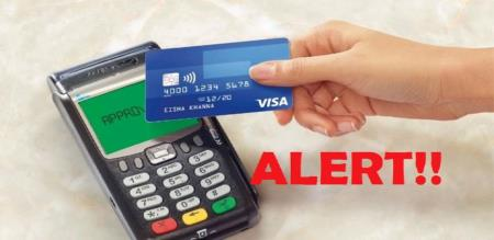 shock news for credit and debit card users