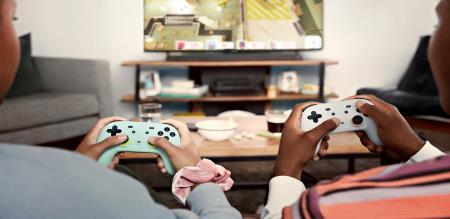 video game in children