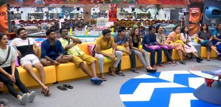 bigg boss season 3 day 1
