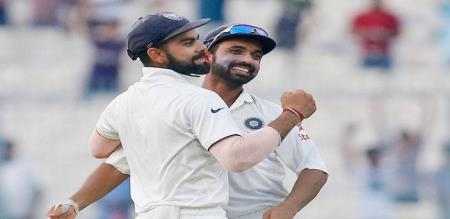 kohli and rahane beat sachin ganguly record