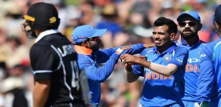 india won new zealand