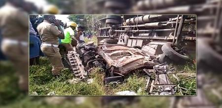 in ulunthoorpettai car accident peoples died