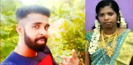 in kanniyakumari girl missing with bangles with ex lover