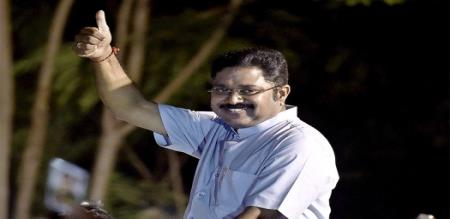 in karur special court ttv dinakaran assemble due to case
