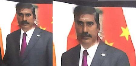 in social media modi china president photo teased by coimbatore man