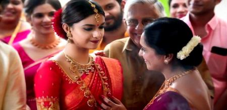 Actor about Keerthi Suresh marriage with BJP businessman