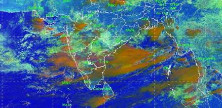 in kerala weather report announce 10 district yellow alert
