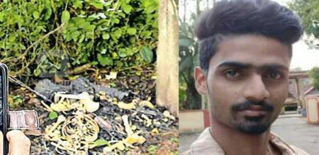 An younger found by police in Kerala