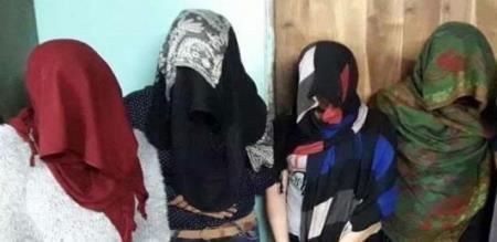 prostitution girls arrest