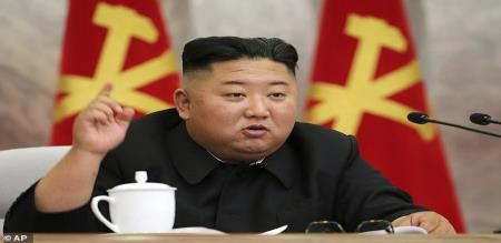 Kim Jong Un angry about South Korea activity