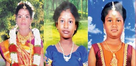 in vilupuram a children died when going to bath in well due to not know swimming