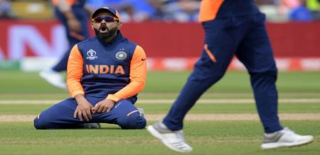 India lose against England with well planned