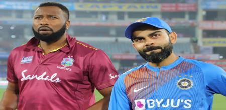 India lost the match against west indies in Thiruvananthapuram