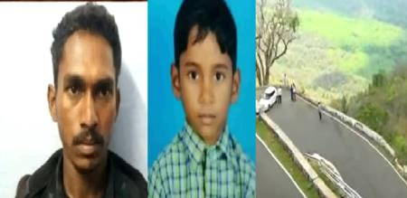 in namakkal child killed by father police investigation going on