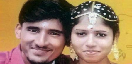 in Coimbatore new married couple attempt suicide
