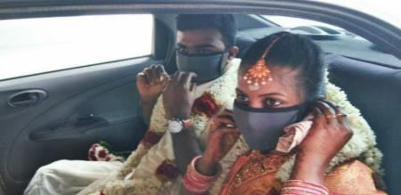 Police warning to newly married couples