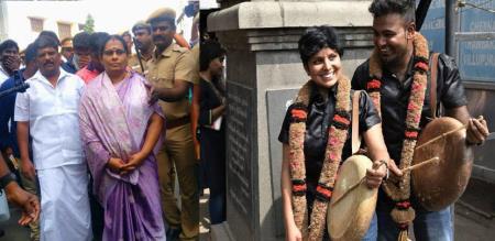 Kowsalya Talks about Sankar case Chennai court judgement