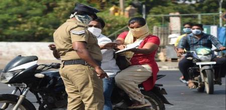 Krishnagiri 4 village announce strictly Lock Down
